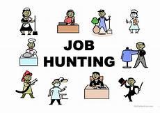 Job Hunting Job Hunting English Esl Powerpoints