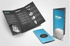 3 Fold Brochure Templates Agency Tri Fold Brochure Brochure Templates Creative