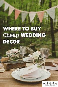 cheap wedding decorations that are still awesome
