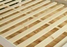 replacement bed slats solid pine wooden flat bed slats
