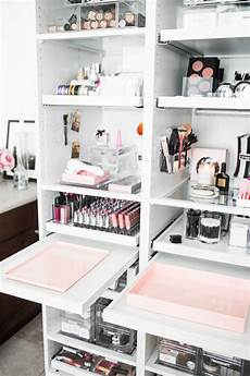 my makeup installment and organization ft deuxaliti