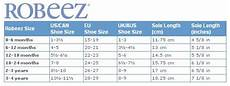 Robeez 6 12 Months Size Chart Robeez Baby Shoes Size Chart With Length In Cm In Helpful