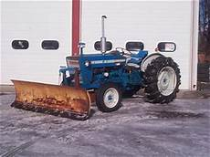 Antique Tractors 1975 Ford 3000 Diesel Picture
