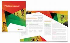 Brochure Templates For It Company Public Relations Company Brochure Template Design