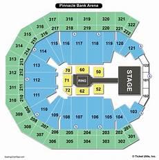 Pinnacle Bank Arena Seating Chart Seating Charts Amp Tickets