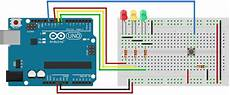 Traffic Light Program In Arduino Arduino Programming For Beginners Traffic Light