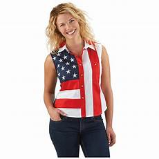 americana clothes for scully s americana and stripes sleeveless
