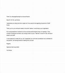 Example Thank You Note After Interview 8 Thank You Note After Interview Free Sample Example
