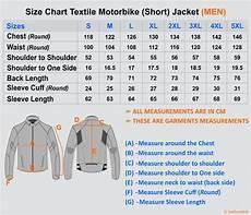Coat Jacket Size Chart Leather Jacket Size Chart Uk Cairoamani Com