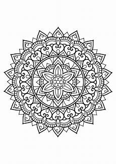 Mandala Malvorlagen Quotes Here Are Difficult Mandalas Coloring Pages For Adults To