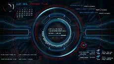 Cyber Eye Cyber Eye Hud Skin Rainmeter