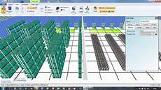 Warehouse Layout Class Warehouse Layout And Simulation Youtube