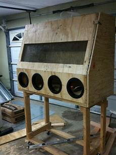how to build a sandblasting cabinet smecca