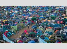 How much it really costs to party at Glastonbury festival