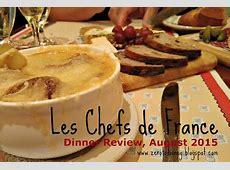Zero to Disney: Chefs de France Dinner Review