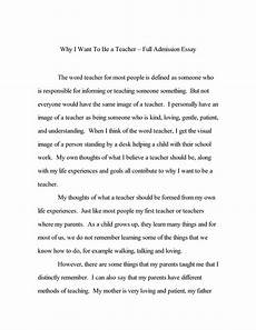 Example Of A College Admission Essay Sample College Admission Essays Example General Stuff