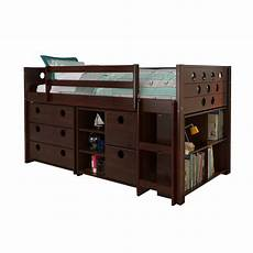 donco circles loft bed with storage reviews
