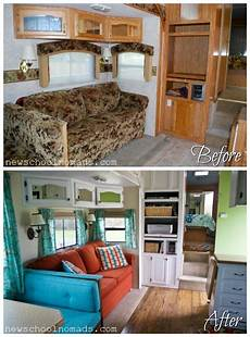 fifth wheel renovations remodeled cers cer