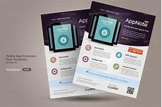 Make Flyers App 30 Effective Web Amp Mobile Apps Flyer Psd Templates Web