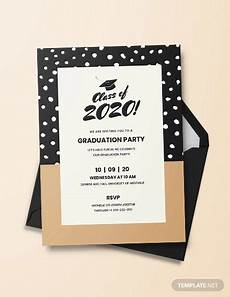 Design Graduation Invitations Online Free 48 Sample Graduation Invitation Designs Amp Templates Psd