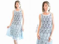 charming pineapples prom dress pdf crochet pattern