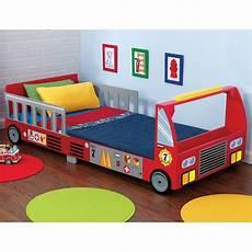truck toddler bed for boys kid kraft