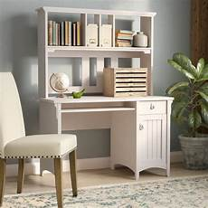ottman computer desk with hutch desks for small spaces