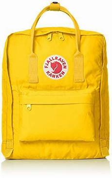 Fjallraven Backpack Size Chart Fjallraven Kanken Classic Backpack One Size Warm Yellow