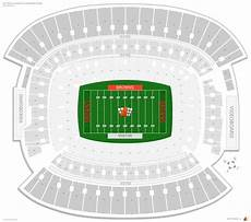 Hob Cleveland Seating Chart Cleveland Browns Seating Guide First Energy Stadium