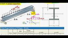 Beam Design Charts Design Steel Beam Fastest With Example 171 Needdaily Net