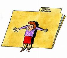 Medical Chart Cartoon Reader Question How Should We Handle Inmate Requests For