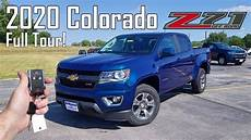 2020 chevrolet colorado z72 2020 chevy colorado z71 tour changes for 2020
