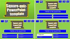 Powerpoint Template Quiz Powerpoint Quiz Template Square Ppt Themes