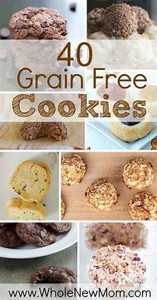 40 paleo cookies sugar free cookies