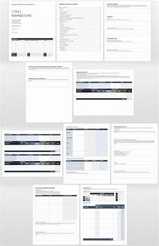 Free Business Case Template Free Business Case Templates Smartsheet