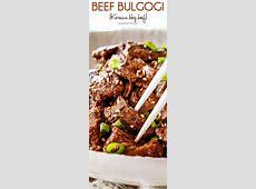 This Beef Bulgogi rivals my favorite Korean restaurant! It