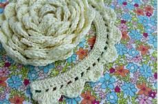 raising up rubies crocheted edging pattern