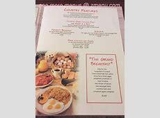 Online Menu of Mrs. Knotts Chicken Dinner Restaurant