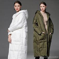 white winter coats cheap 2019 2018 army green white thick womens jackets