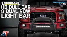 2015 F150 Light Bar Install 2004 2018 F150 Barricade Bull Bar With Skid Plate Amp 20