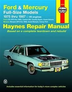 Haynes Repair Manual For Honda Civic And Cr V Covering The