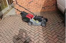 Mountfield Hp164 39cm 2 72hp Push Rotary Petrol Lawn Mower