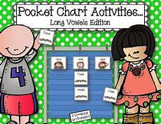 Long Pocket Chart Teaching With Love And Laughter Pocket Chart Station