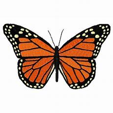 free monarch butterfly embroidery design annthegran