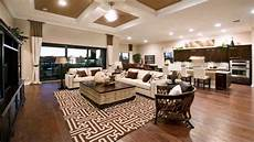 open floor house plans one story with basement see