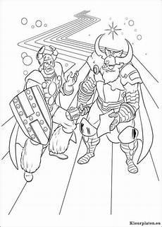 Malvorlagen Ragnarok Thor Kleurplaten Kleurplaten Eu