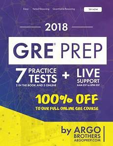 Gre Prep By Argo Brothers Practice Tests Online System