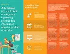 3 Column Brochure Design Trifold Brochures That Get Your Business Noticed