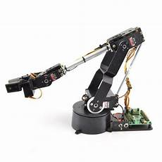Degree In Robotics Lynxmotion Al5d 4 Degrees Of Freedom Robotic Arm Hardware
