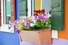 vasi per davanzali come arredare il balcone con i fiori non sprecare